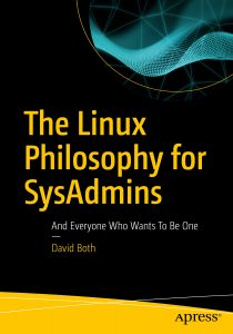 Cover of Linux Philosophy for SysAdmins